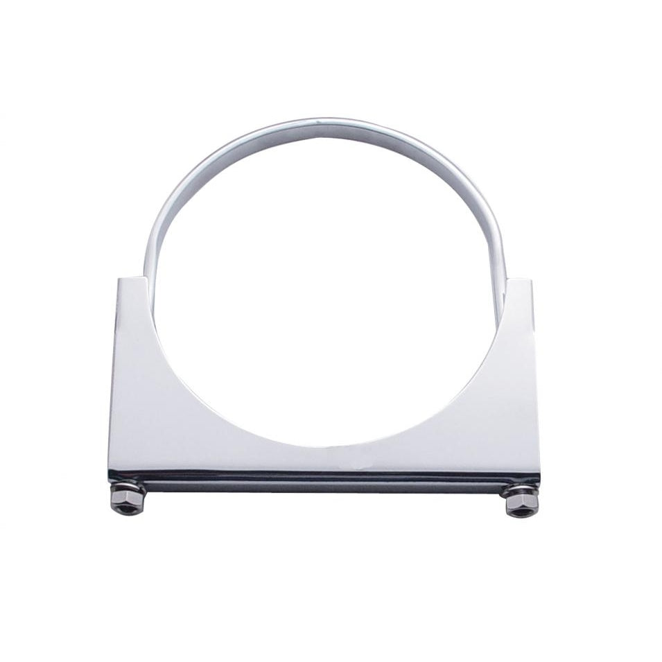 "6"" Stainless U-Bolt Exhaust Clamp"