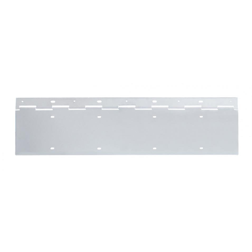 Stainless 2 License Plate Holder