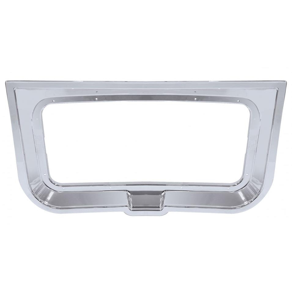 Stainless Center Window Post Cover For Freightliner