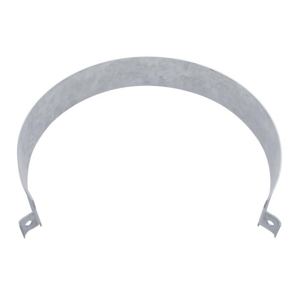 "15"" Stainless Peterbilt Air Cleaner Mounting Strap - 2 1/2"" Wide"