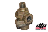 Double Check Valve (DC-4) Port: 1/4 x 3/8 x 1/4 x 1/4