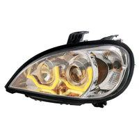 1996 - 2018 Freightliner Columbia Projection Headlight w/ Dual Function Light Bar