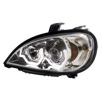 1996 - 2018 Freightliner Columbia Projection Headlight w/ LED Position Light