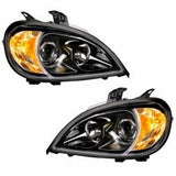 "1996+ Freightliner Columbia ""Blackout"" Projection Headlight Set (2 Pack)"