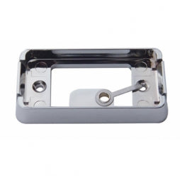 Mounting Bracket - Chrome