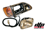 Passenger Headlamp
