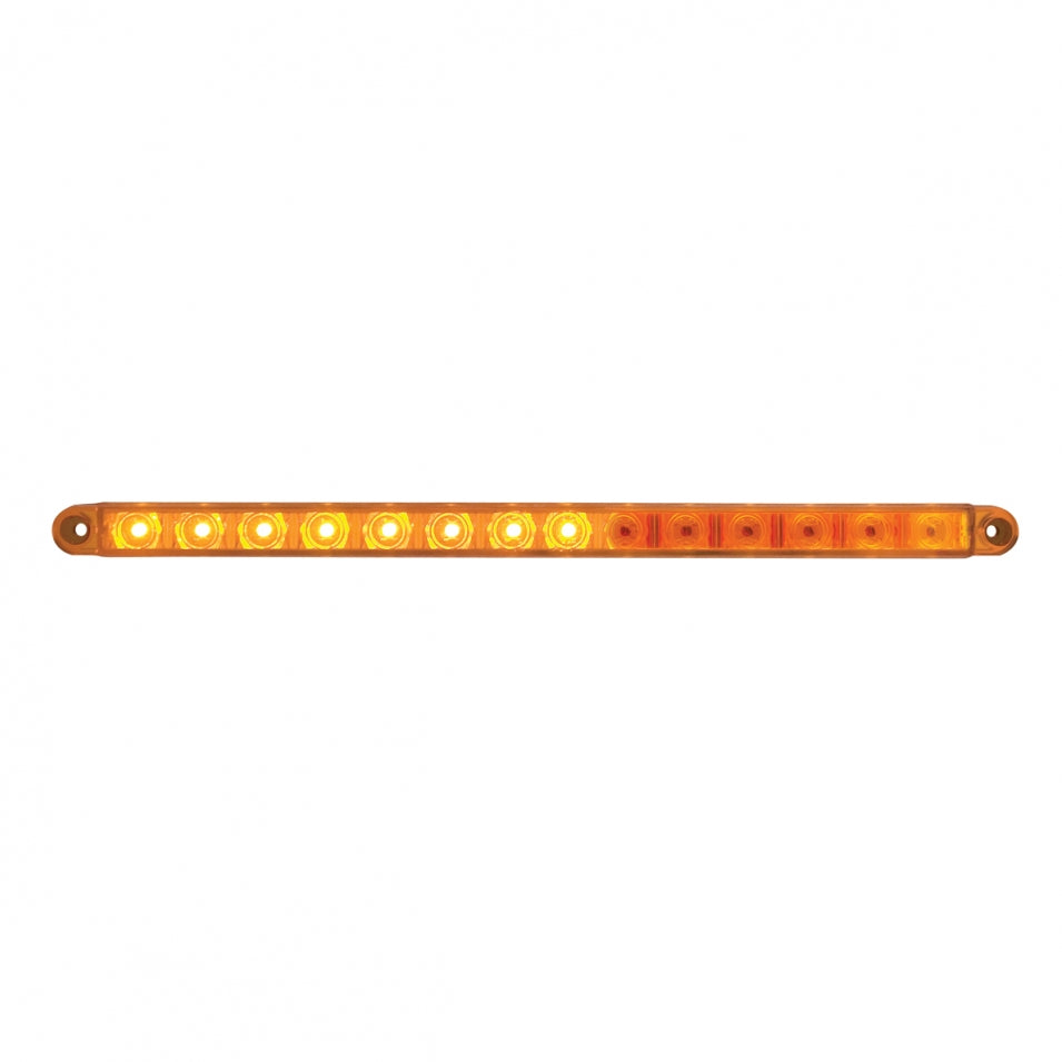 "14 LED 12"" Sequential Light Bar Only"