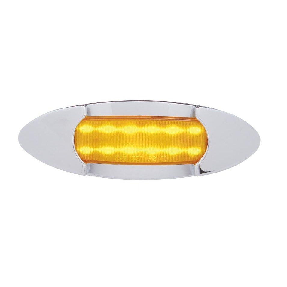 "12 LED ""Maverick"" Clearance/Marker Light"