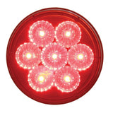 "7 LED 4"" Reflector Stop, Turn & Tail Light"