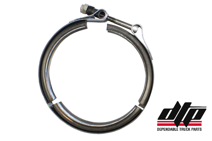 Exhaust Clamp V-Band 4.75""