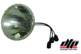 Sealed Beam Headlamp Assembly