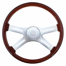 "18"" 4 Spoke Steering Wheel w/ Hub - PB 1998 - 2005 / KW 2001 - 2002"
