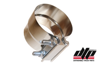 Exhaust Clamp, Stainless Steel 4