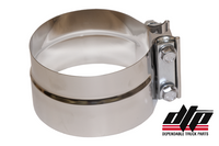 Exhaust Clamp, Stainless Steel 5