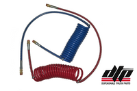 Air Hose, Coiled