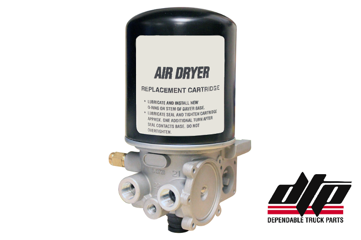 Air Dryer Assembly - 12 Volt