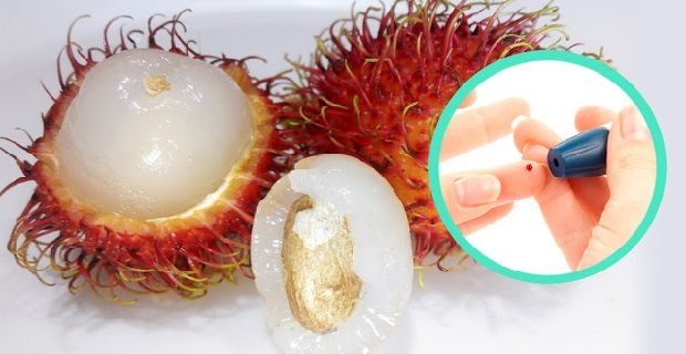 HEALTH BENEFITS OF RAMBUTAN SEEDS FOR DIABETES REVEALED!-HERE'S HOW TO PREPARE