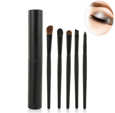 Soft Pony Hair Makeup Brushes Set