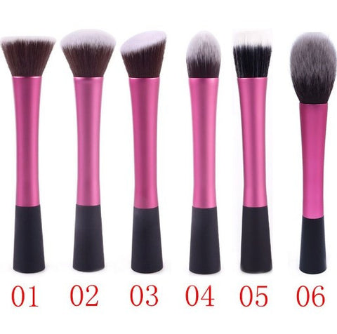 Facial Care Cosmetics Foundation Brush