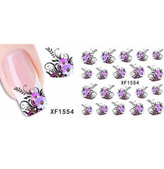 Nail Art Sticker Nails Decal