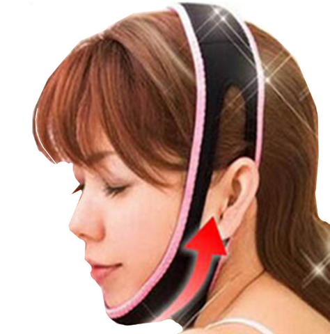 Belt Sleeping Face-Lift Mask Massage