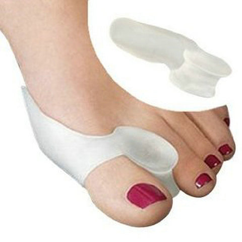Toe Gel Separators Eases Foot