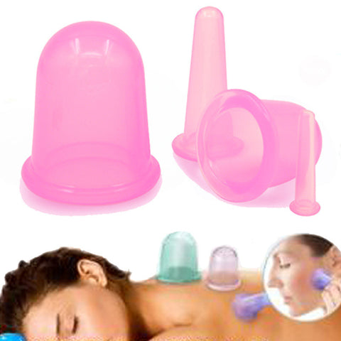 Anti Cellulite Silicone Vacuum Massage
