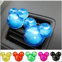 2 pcs Mickey  Car Perfumes Seat
