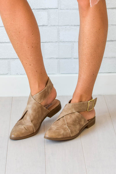 Free People  Bryce Fake flats