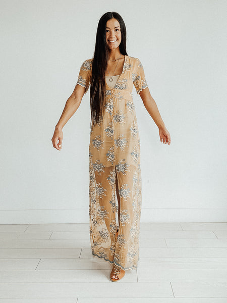Lakewood Lace Dress