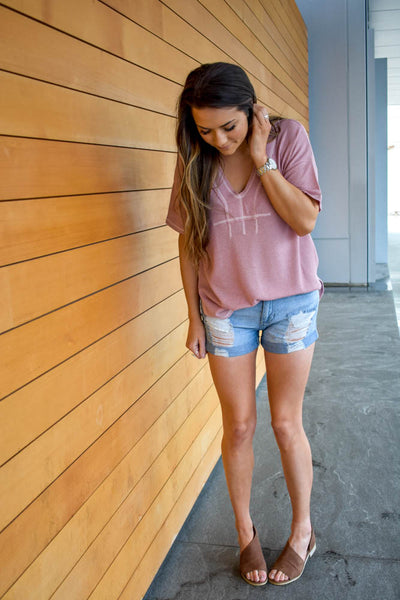Ashlyn Rose Top