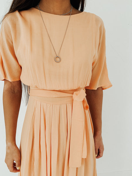 Savannah Midi Dress