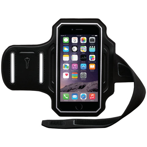 "Body Glove Iphone 6 4.7"" Endurance Armband (black And Silver)"