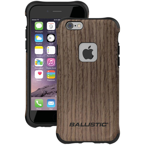 Ballistic Iphone 6 And 6s Urbanite Select Case (ash Wood)