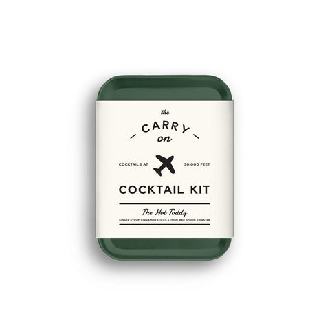 The Hot Toddy - Carry On Cocktail Kit