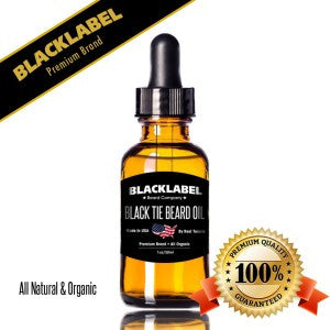 Black Tie Beard Oil