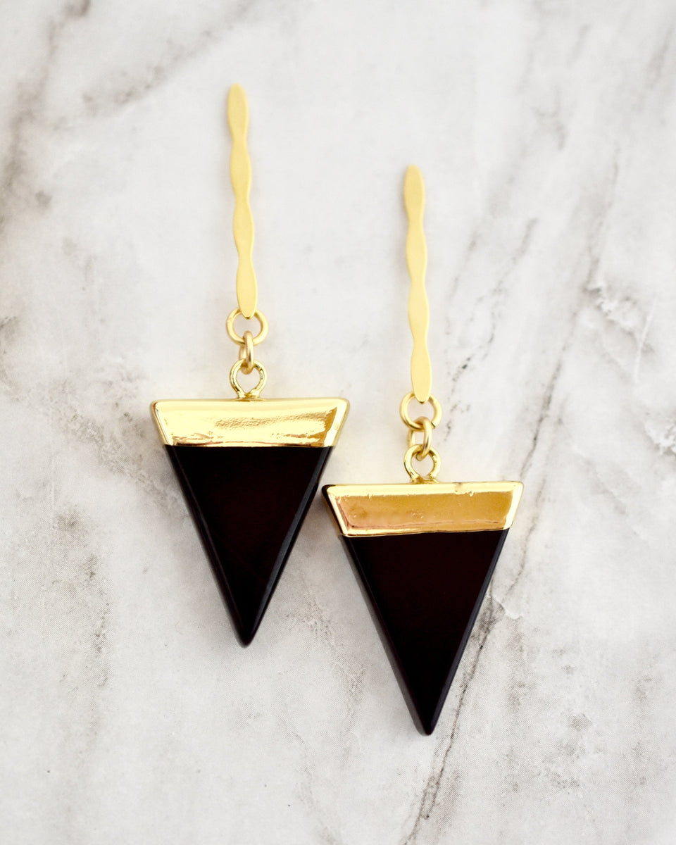 BelJoy Ebel Earrings (black)