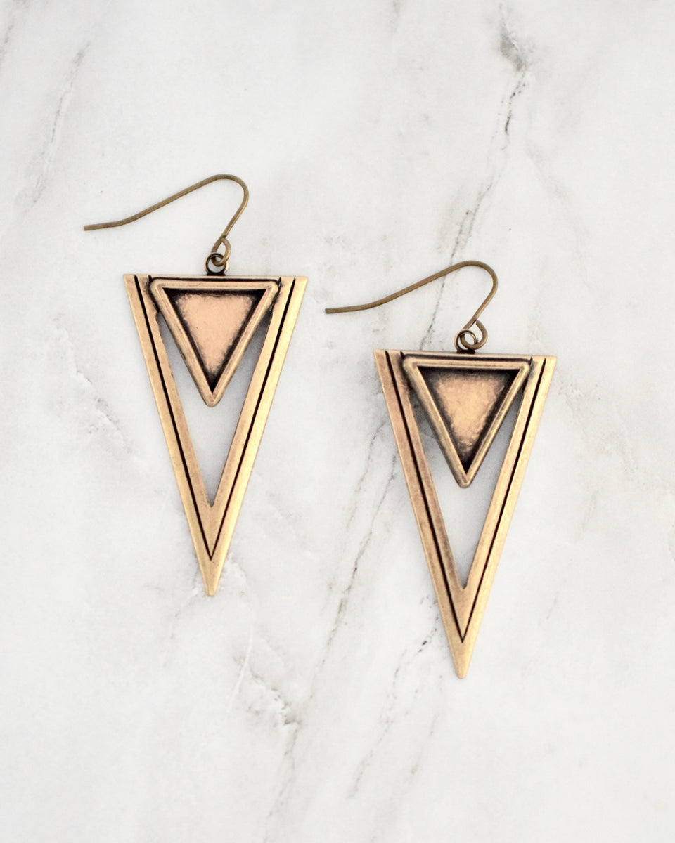 BelJoy Ezzi Earrings (open)