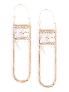Maya Hook Earrings