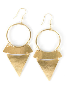 Stacked Sunra Earrings