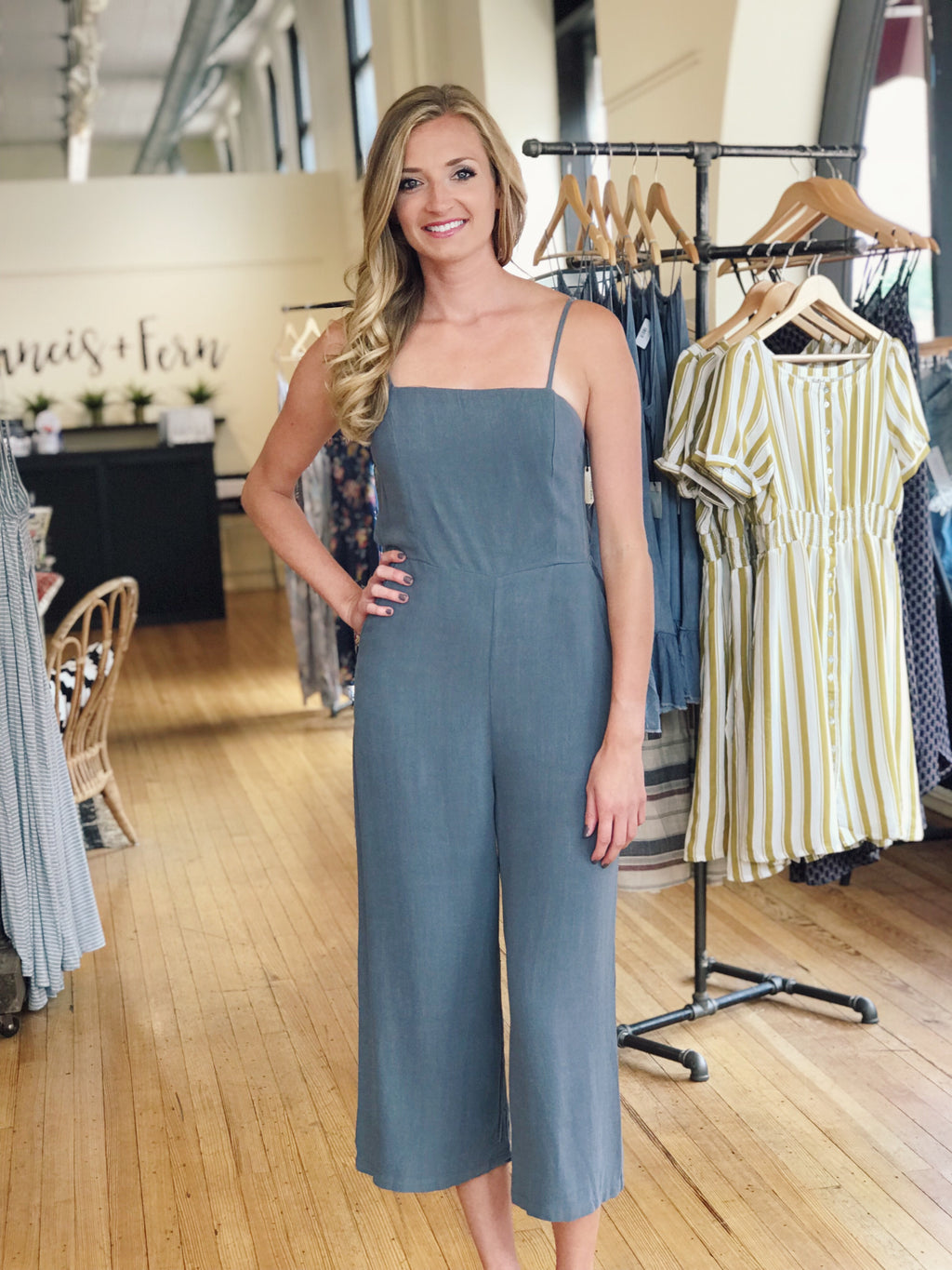 Harbor Jumpsuit