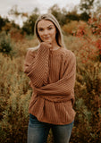 Promenade Sweater by Rag Poets