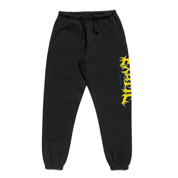 EXOTIC SWEATPANTS BLACK