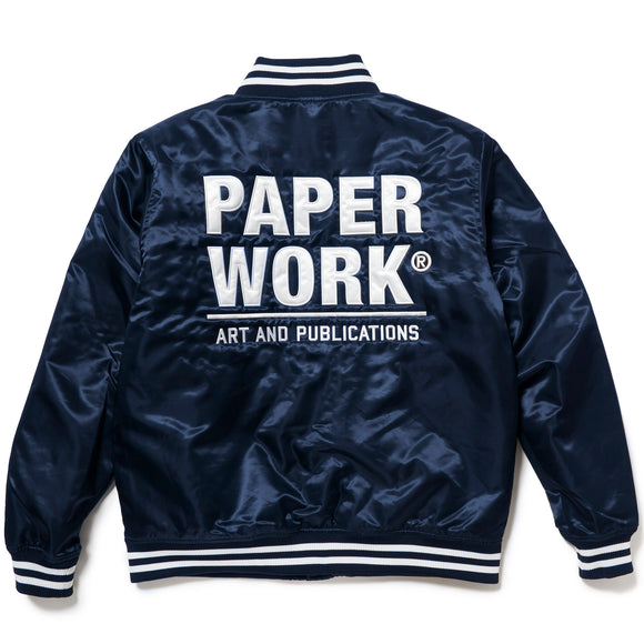 PAPER WORK X MAJESTIC JP NAVY