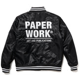 PAPER WORK X MAJESTIC JP BLACK