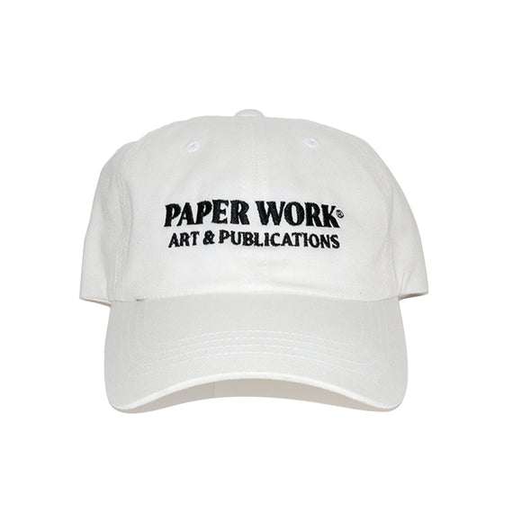 AP HAT WHITE