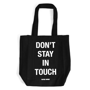 DSIT TOTE BAG BLACK