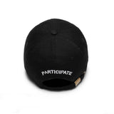 PARTICIPATE HAT BLACK