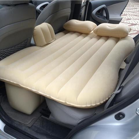 INFLATABLE TRAVEL CAR BED