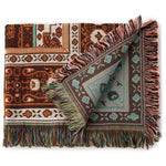 Load image into Gallery viewer, Norwegian Wood -  Woven Picnic Rug/Throw 130 x 160